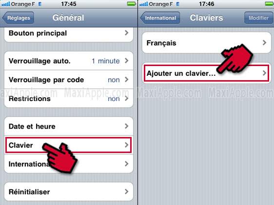 Emojis Iphone Ipod Ipad Ios 4 Activer Facilement Sans Jailbreak Gratuit Maxiapple Com