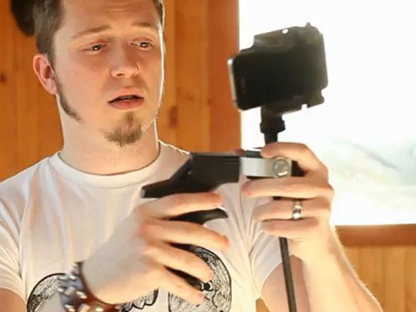 Fabriquer Un Steadicam Pour Iphone 4 Videos
