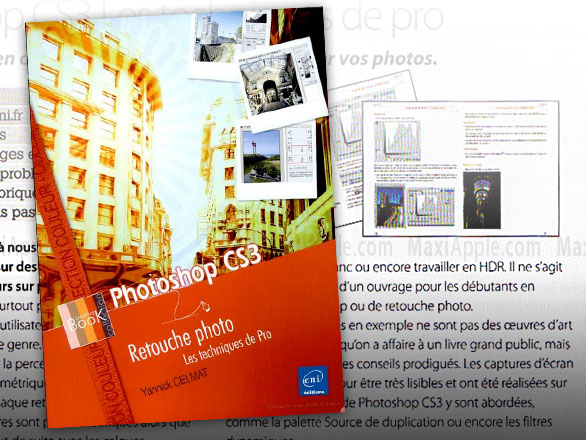 eBook Photoshop CS3 Retouche Photo Techniques Pro 1 eBook Gratuit : Photoshop CS3, Retouche Photo Les Techniques de Pro