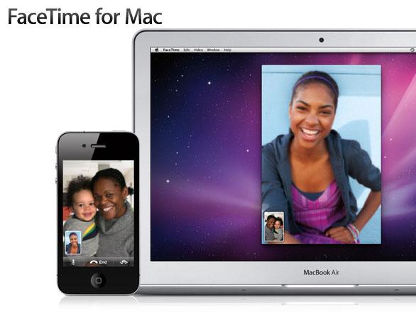 facetime mac osx - FaceTime Disponible pour Mac OSX (gratuit)