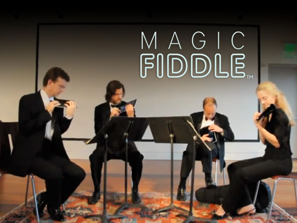 magic fiddle ipad1 Magic Fiddle iPad : Violons et Violoncelles Virtuels (video)