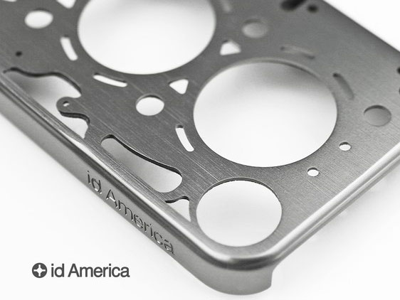 ID America Gasket 3 ID America iPhone 4 : Protection Graphique et Mecanique (images)