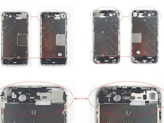 iphone 5 parts 2 Pieces Détachées iPhone 5 ?! (images vidéo)