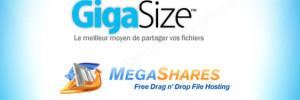 4 Sites Gratuits pour Envoyer des Gros Fichiers de 300 Mo à 10 Go
