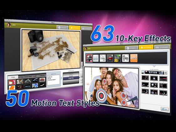 Moso Mac OSX 2 Moso Mac OSX : Effets Spéciaux et Montage Video (gratuit)