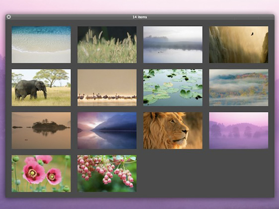 lion osx wallpapers Mac OSX 10.7 Lion : 14 Nouveaux Fonds dEcran Officiels (gratuit)