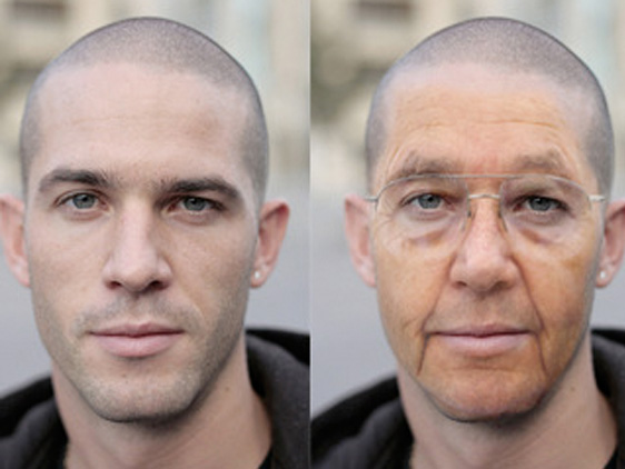 logiciel vieillissement facial