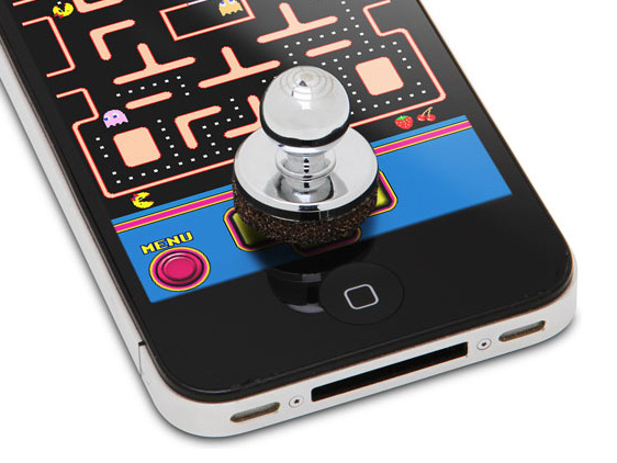 Joystick It Arcade Stick iPhone 1 Joystick It Arcade Stick : Manette pour iPhone et iPod Touch (images)