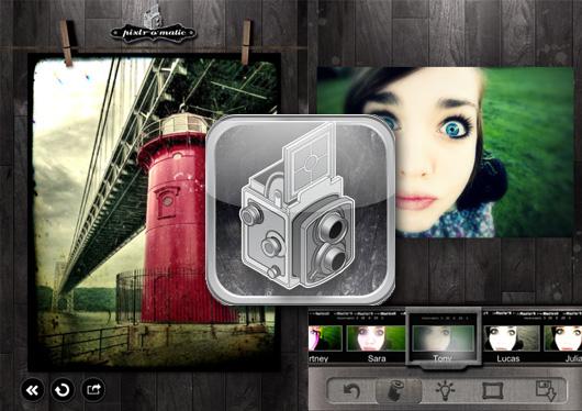 Pixlr o Matic iPhone iPad - Autodesk Pixlr-o-Matic iPhone iPad : Filtres Photo de Pros (gratuit)