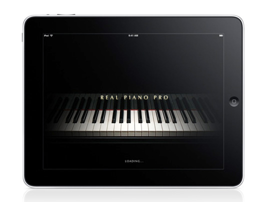 Real Piano HD Pro 1 Real Piano HD Pro iPhone iPad : 6 Instruments de Musique en Un (gratuit)