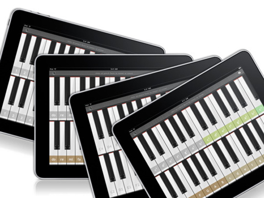 Real Piano HD Pro 2 Real Piano HD Pro iPhone iPad : 6 Instruments de Musique en Un (gratuit)