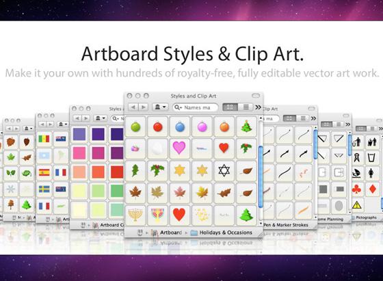 ArtBoard Mac OSX 2 ArtBoard Mac OSX : Le Dessin Vectoriel pour Tous (video)