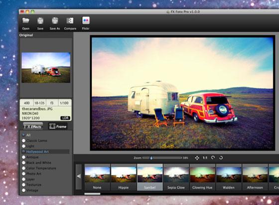 Fx Foto Pro Mac Osx Retouche Photo Et Effets Speciaux Pros Maxiapple Com