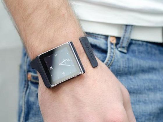 CurveCreative Nanolet iPod Nano 0 - CurveCreative Nanolet : Bracelet Design pour iPod Nano