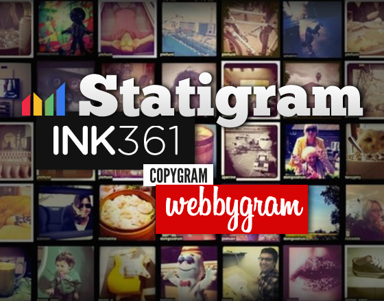 alternative instagram web Webbygram, CopyGram, Statigram et INK361 : Instagram sur Internet (gratuit)
