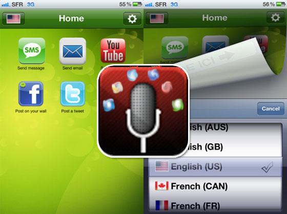 speaktoapps dicter vos textes sms messages gratu apple forum. Black Bedroom Furniture Sets. Home Design Ideas