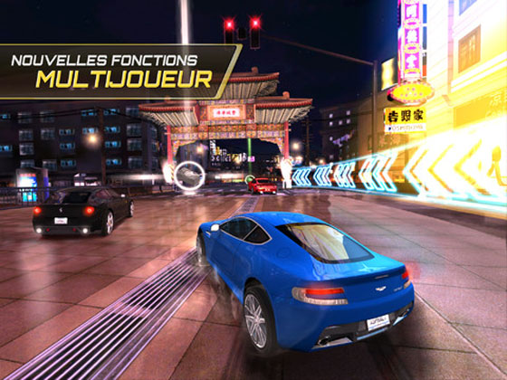 asphalt 7 heat ios 2 Asphalt 7 Heat iPhone iPad : Excellent Jeu de Voiture en 3D (video)