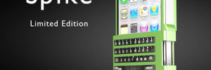 Protection iPhone SoloMatrix Spike avec Clavier Physique (video)