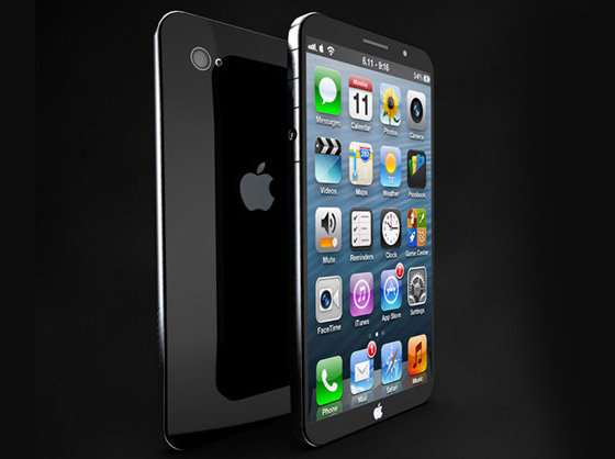 iphone 6 mockup concept 1 Nouveau Concept iPhone 6 : Un iPhone 5 Killer (images)