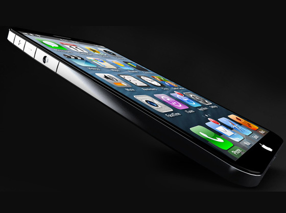 iphone 6 mockup concept 2 Nouveau Concept iPhone 6 : Un iPhone 5 Killer (images)