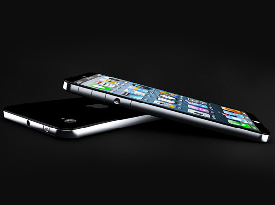 iphone 6 mockup concept 4 Nouveau Concept iPhone 6 : Un iPhone 5 Killer (images)