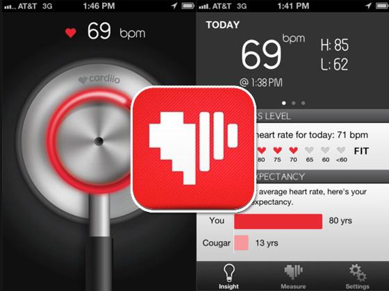 cardiographe gratuit