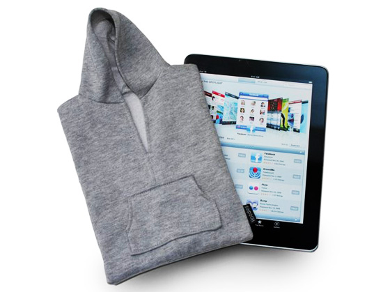 Hoodie Tablet Edition iPad 1 Hoodie Tablet Edition iPad : Protection Trendy avec Capuche