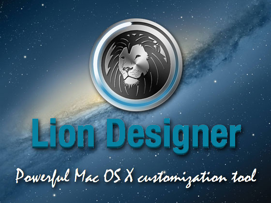 Mountain Lion Designer Mac OSX - Tout Personnaliser ou Presque (gratuit)