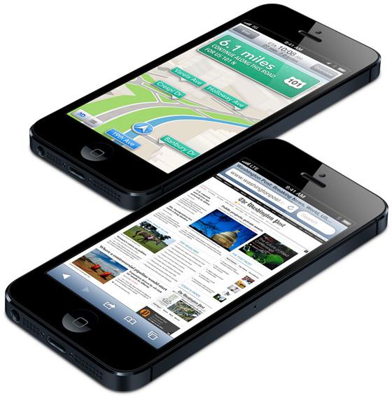 Nouveau iPhone 5 : Fiche Technique, Date et Prix (Edition 2012)