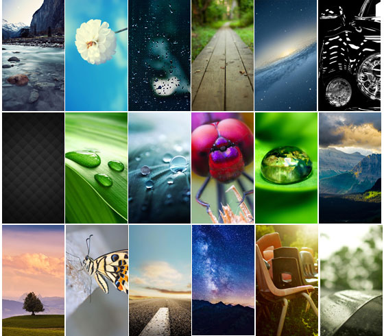 Scenery wallpaper fond d 39 cran pour smartphone hd for Fond ecran smartphone