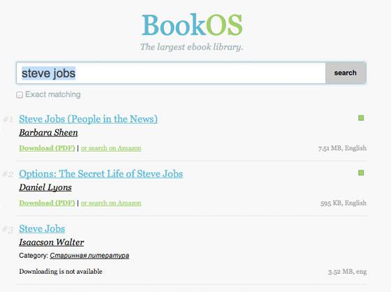 2 BookOS Moteur de Recherche eBooks Moteur de Recherche BookOS : 1.5 Million dEbooks en PDF et ePub Gratuits