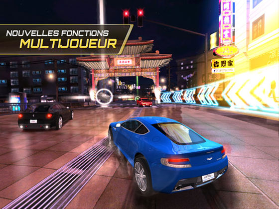 1 Asphalt 7 Heat iPhone iPad Asphalt 7 Heat iPhone iPad : Spectaculaire Jeu de Course Automobile (gratuit)