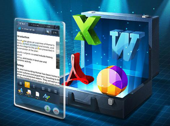 1 Smart Office 2 iPhone iPad Smart Office 2 iPhone iPad : Éditer vos Documents Word, Excel, PowerPoint (gratuit)