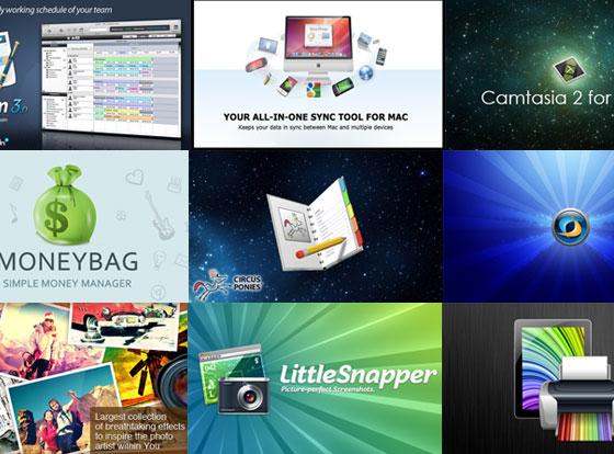 The iStack Mac Bundle 2 : 10 Essentiels Logiciels OSX pour 49,99 $ (promo)