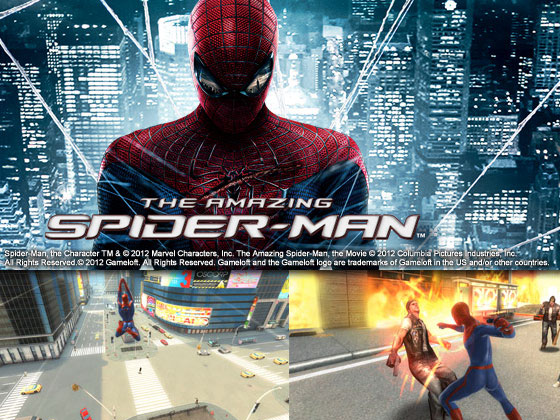 Jeu The Amazing SpiderMan iPhone iPad à 0,89 € (promo)