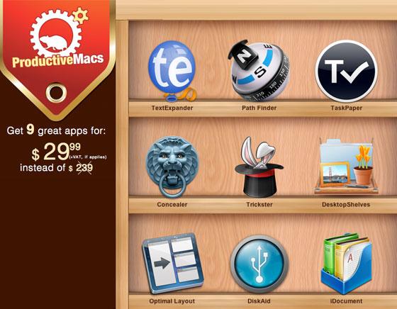 ProductiveMacs Mac OSX