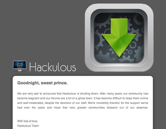 Hackulous et Installous : Le Début de la Fin du Piratage sur iOS ?!