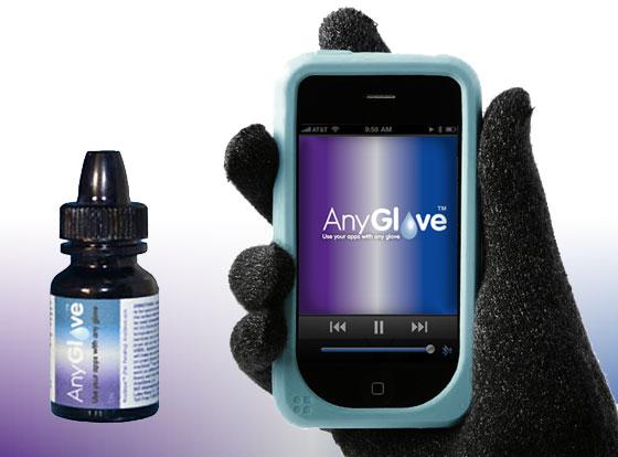 Vernis AnyGlove : Transformer vos Gants en Gants pour Écran Tactile (vidéo)