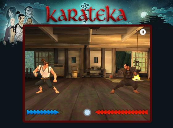Karateka iPhone iPod Touch iPad