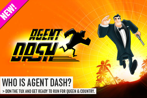 Agent Dash iOs 20 Jeux Gratuits iPhone, iPod Touch, iPad (excellents)