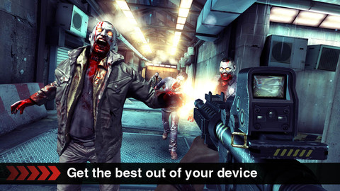 Dead Trigger iOS 20 Jeux Gratuits iPhone, iPod Touch, iPad (excellents)