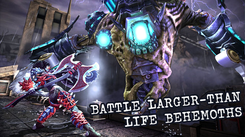 Death Dome iOS 20 Jeux Gratuits iPhone, iPod Touch, iPad (excellents)