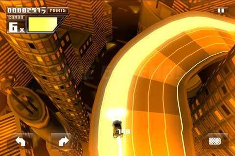 Forever Drive iOS 20 Jeux Gratuits iPhone, iPod Touch, iPad (excellents)