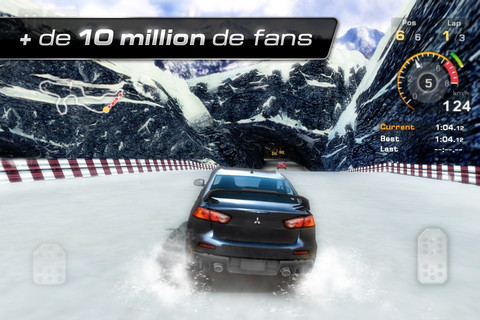 GT Racing - GT Racing HD iPad : simulation de course automobile en 3D