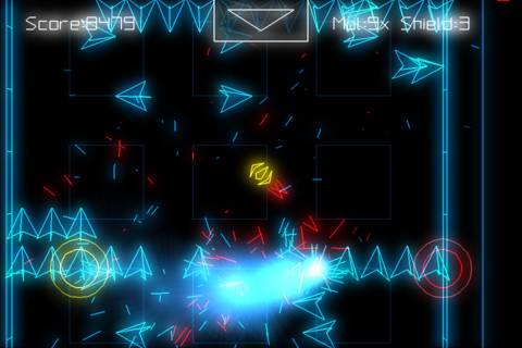 PewPew iOS 20 Jeux Gratuits iPhone, iPod Touch, iPad (excellents)