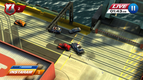 Smash Cops Heat iOS 20 Jeux Gratuits iPhone, iPod Touch, iPad (excellents)