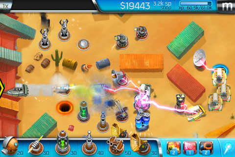 Spice Bandits iOS 20 Jeux Gratuits iPhone, iPod Touch, iPad (excellents)