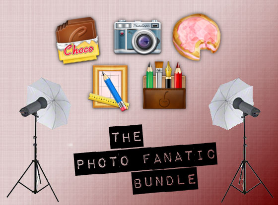 The Photo Fanatic Bundle Mac OSX - 5 Logiciels Creatifs pour Photographe à 19 € (promo)