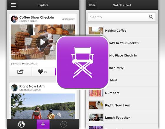 Directr iPhone : Montage Video Pro et Automatique (gratuit)
