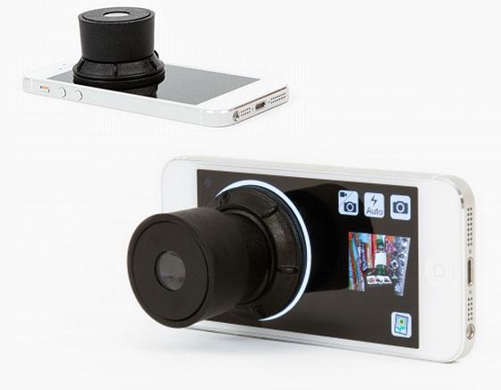 Accessoire Viewfinder - Ajouter un Authentique Viseur à votre iPhone (vidéo)